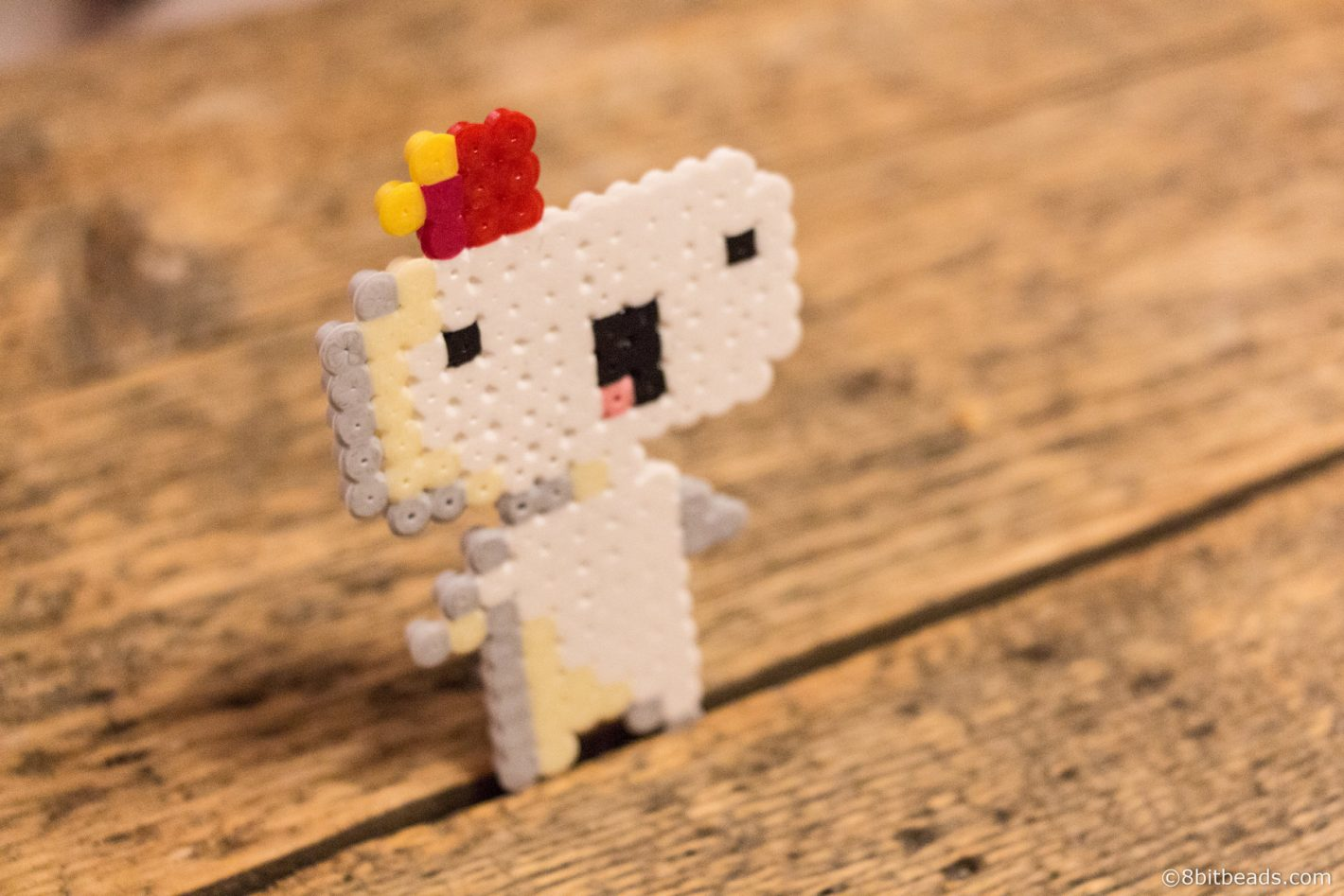 Gomez from Fez - 8bitbeads.com