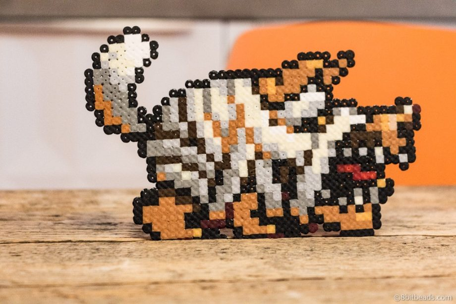 Metal Slug Mummy Dog