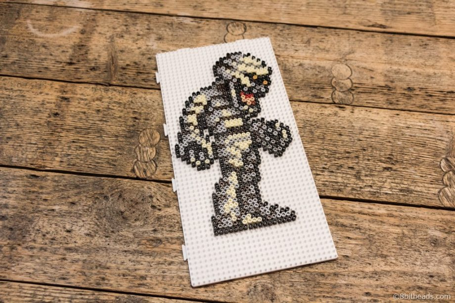 Mummy from Metal Slug